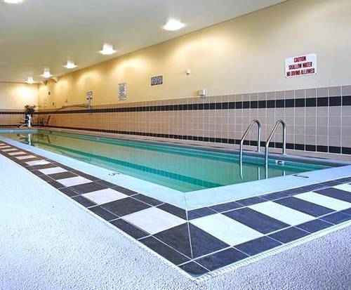Best Western Premier Helena Great Northern Hotel Indoor Pool