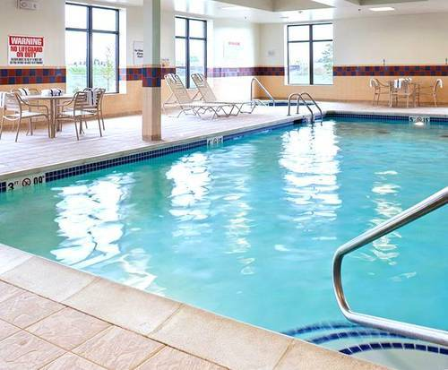 Hampton Inn & Suites Lincoln - Northeast I-80 Indoor Pool