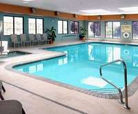 Hampton Inn & Suites Carson City Indoor Swimming Pool