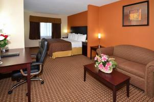 Photo of Best Western Concord Inn & Suites Room