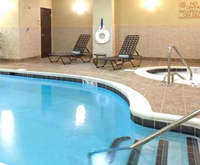 Hilton Garden Inn Albany/suny Area Indoor Pool