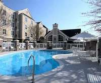 Outdoor Pool at Homewood Suites by Hilton Durham-Chapel Hill / I-40
