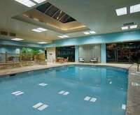 Hilton North Raleigh Midtown NC Indoor Pool