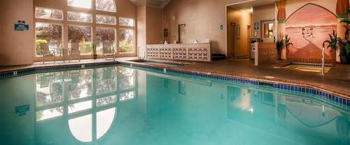 Best Western Plus Mill Creek Inn Indoor Swimming Pool