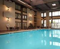 BEST WESTERN PREMIER The Central Hotel & Conference Center Indoor Pool