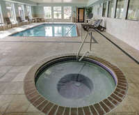 Comfort Suites Georgetown Indoor Pool