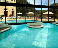 Omni Austin Hotel at Southpark Indoor Pool