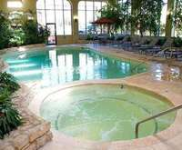 Embassy Suites Austin Central Indoor Swimming Pool
