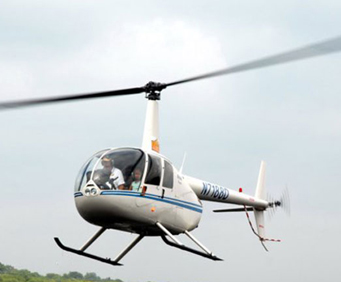 Austin Helicopter Tours, helicopter