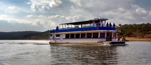 Sunset Cruise with Optional Dinner on Lake Buchanan Near Austin, Texas