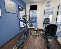 Fitness Center at Comfort Suites