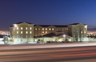 Exterior of Homewood Suites by Hilton El Paso Airport