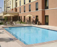 Outdoor Swimming Pool of Hampton Inn by Hilton Ciudad Juárez