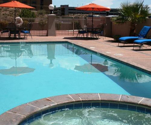 hilton garden inn el paso university - The Garden El Paso