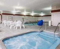 Comfort Inn & Suites Madison - Airport Indoor Pool