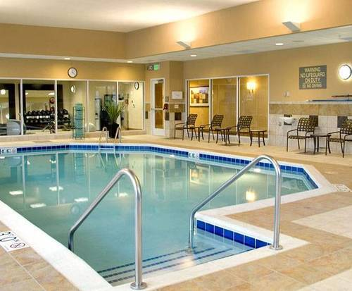 Homewood Suites by Hilton Madison West Madison Indoor Swimming Pool