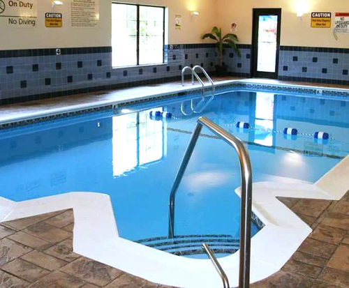Hampton Inn Hadley-Amherst Area Indoor Swimming Pool