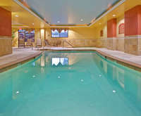 Holiday Inn Express & Suites Bloomington Indoor Swimming Pool