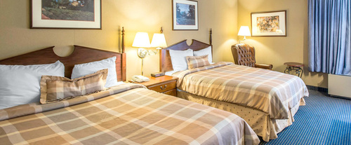 Room Photo for Rodeway Inn & Suites Boulder Broker