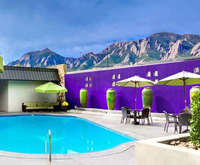 Outdoor Swimming Pool of BEST WESTERN PLUS Boulder Inn