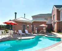 Outdoor Pool at BEST WESTERN PLUS Louisville Inn & Suites