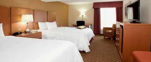 Room Photo for Hampton Inn & Suites Chapel Hill/Durham, Area