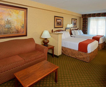 Photo of Holiday Inn Express Hotel & Suites Tempe Room