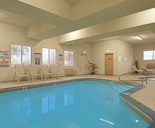 Ramada Limited Redding Indoor Pool
