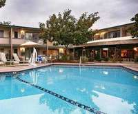 Outdoor Pool at Best Western Encina Lodge & Suites