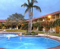 Outdoor Pool at Best Western Pepper Tree Inn