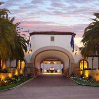 Exterior View of Bacara Resort & Spa - Santa Barbara