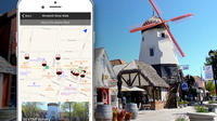 Windmill Wine Walk in Solvang, CA
