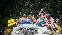 Whitewater rafting the Lehigh River