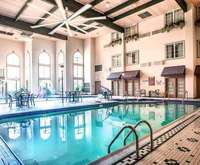 Comfort Suites Milwaukee Airport Indoor Pool