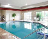 Comfort Suites Park Place Milwaukee Indoor Swimming Pool