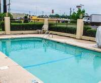 Outdoor Pool at Quality Inn Mobile