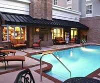 Outdoor Pool at Hampton Inn & Suites Mobile- Downtown Historic District, AL