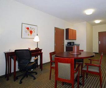 Comfort Suites Vicksburg Room Photos