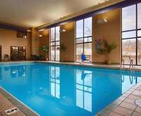 Best Western Vicksburg MS Indoor Pool