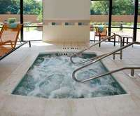 Courtyard Marriott Vicksburg Hot Tub Photo