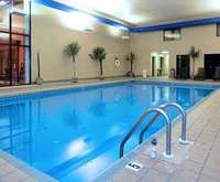 Best Western Vicksburg Indoor Pool