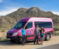 Sonoran Desert Adventure, van tour