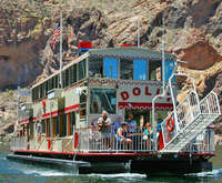 90 Minute Canyon Lake Steamboat Cruise, Tortilla Flat Wild West & Goldfield Gold Mining Town Full Day Tour, saloon