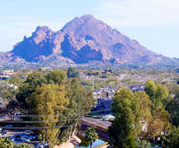 Phoenix, Valley of the Sun, & Old Town Scottsdale Sightseeing Half Day Tour, sightseeing