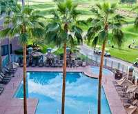 Outdoor Pool at Embassy Suites Phoenix-Scottsdale
