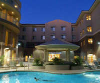 Outdoor Swimming Pool of Homewood Suites by Hilton Phoenix Airport South