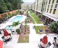 Outdoor Swimming Pool of Homewood Suites by Hilton Lafayette-Airport, La