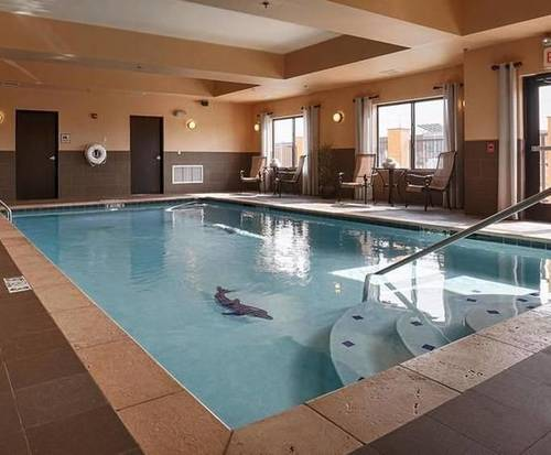 Best Western Plus Tupelo Inn & Suites Indoor Swimming Pool