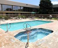 Clarion Inn Indoor Swimming Pool