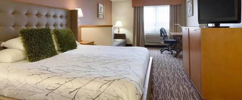 Best Western Plus Peppertree Airport Inn Spokane Room Photos